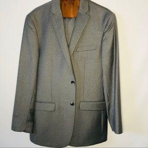 Jos a. Bank Slim Fit Suit Grey Medium